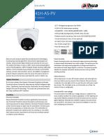 D-IPC-HDW5541HP-AS-PV-2.8.- Data Sheet