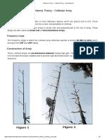 Antenna Theory - Collinear Array - Tutorialspoint
