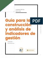 Guía para la construcción y análisis de Indicadores de Gestión - Versión 4 - Mayo 2018.pdf