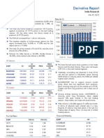 Derivatives Report 29 Dec 2010