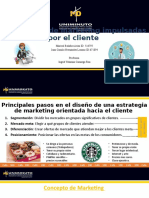 Estrategias de marketing impulsadas por el cliente