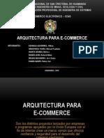 Arquitectura E Commerce