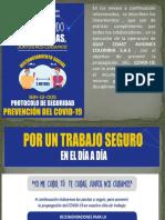 PROTOCOLO DE RECEPCION DE MATERIAS PRIMAS