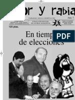 Revista Amor y Rabia Nr. 57 (Febrero-Marzo 2000)