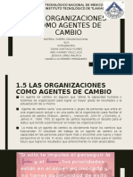 1.5 diseño organizacional