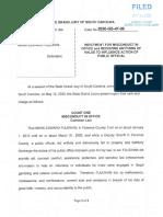 Indictment of Mark Fuleihan