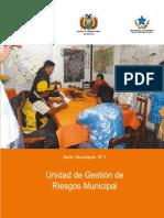 VIDECI - Unidad de Gestión de Riesgos Municipal