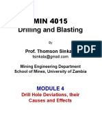 4.MIN 4015 D & B MODULE 4 Hole Deviations and their Effects 8May2018