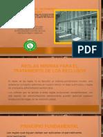 REGLAS MINIMAS