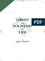 Christ Fountain of Life v1