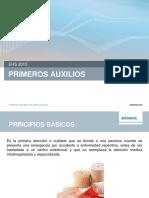Presentación P. AUXILIOS
