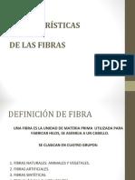 CARACTERISTICAS DE LAS FIBRAS (10)