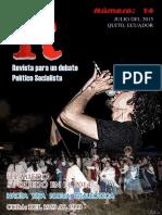 Revista R_Revista de Debate Político Número 14