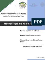 METODOLOGIA DE HALL Y JENKINS