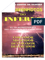 Os Gafanhostos Do Inferno - Jeronimo Onofre