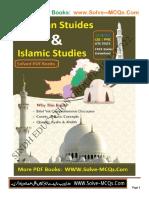 WT_Pakistan Studies And Islamic Studies Past Papers MCQs CSS PMS NTS