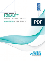Readings 5 Gender Equality in Pakistan