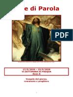 Sete di Parola - VI Settimana di Pasqua - Anno A.doc