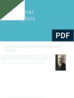 Paradigmas psicología