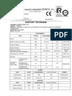 RAPPORT TECHNICQUE APPUI CR+TEFLON
