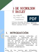 Modelo de Nicholson y Bailey