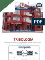 Tribología- Lubricantes