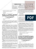 Resolución Administrativa N° 000137-2020-CE-PJ