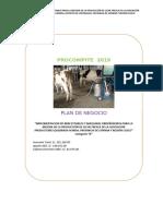 PDN Asoc. Productores Quebrada Honda