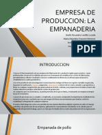EMPRESA DE PRODUCCION