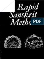 A Rapid Sanskrit Method.hart
