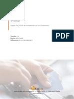 TPV-Virtual ApplePay - Guía de Integración de los Comercios.pdf