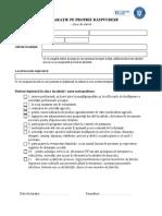 DESCARCĂ DE AICI modelul de declarație pe proprie răspundere pe care o poți utiliza în perioada stării de alertă