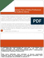 Normas para a prática da prof_