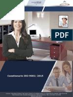 Cuestionario ISO 9001 - Ricardo Chan Gallardo