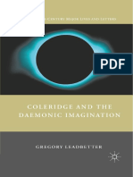 (Nineteenth-Century Major Lives and Letters) Gregory Leadbetter (auth.)-Coleridge and the Daemonic Imagination-Palgrave Macmillan US (2011).pdf