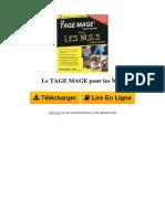7PL8-le-tage-mage-pour-les-nuls-par-julien-sandras-2754067841