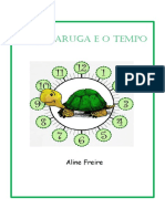 A TARTARUGA E O TEMPO- ALINE FREIRE