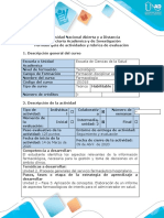 Guia de actividades y rubrica de evaluacion - Unidad 2 - Fase 3 Aplicación de conceptos