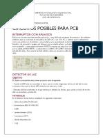 circuitos para PCB