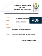 Universidad Particular de Chiclayo dr nelson peru