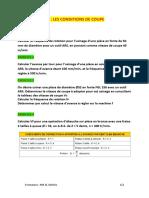 TD-- Les conditions de coupe-- (1)