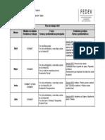 1013 Plan de Trabajo Org. Agencias de Viajes 2020