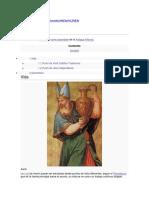 Aarón Hermano de Moises y Sumo Sacerdote