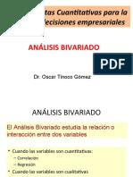 ANÁLISIS BIVARIADO 2020