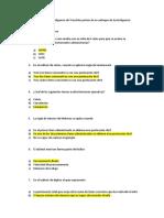 PREGUNTAS SEMINARIO WISC