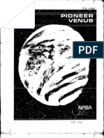 Pioneer Venus Fact Sheet 1975