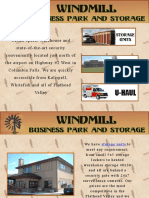 Warehouse Storage Units Windmill Storage and Business Park