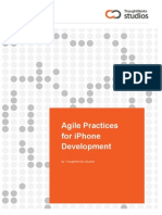Agile Practices iPhone Development White Paper