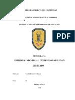 monografía de EIRL- alumna sandra oré.docx