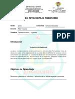 GUIA DE APRENDIZAJE C. Naturales N° 2